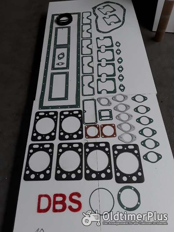 Kaelble Motorenteile für MD 215 + GN130S Motordichtungen zum Beispiel Foto 1