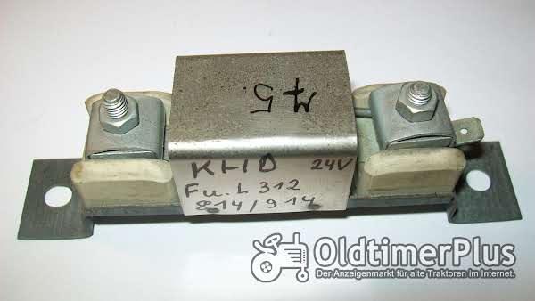 Bosch 0 251 103 007 Vorglühwiederstand für KHD F und L 312 /814 /914 Foto 1