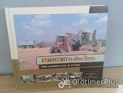 Literatur DDR-Landmaschinen-Bildband