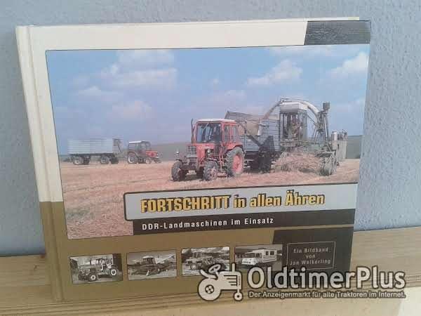 DDR-Landmaschinen-Bildband Foto 1
