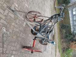 Rud Sack 2 schaaar ladder ploeg Foto 4