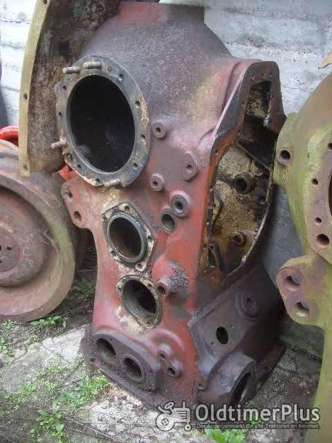 LANZ LANZ 35PS Getriebegehäuse oder komplettes Getriebe, Zylinder, Kurbelgehäuse Foto 1