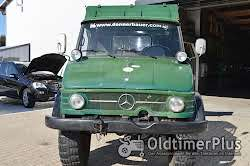 Mercedes Unimog 406, 84 PS Foto 3