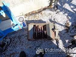 Zelfgemaakte molen met aftakas voor tractor Foto 4