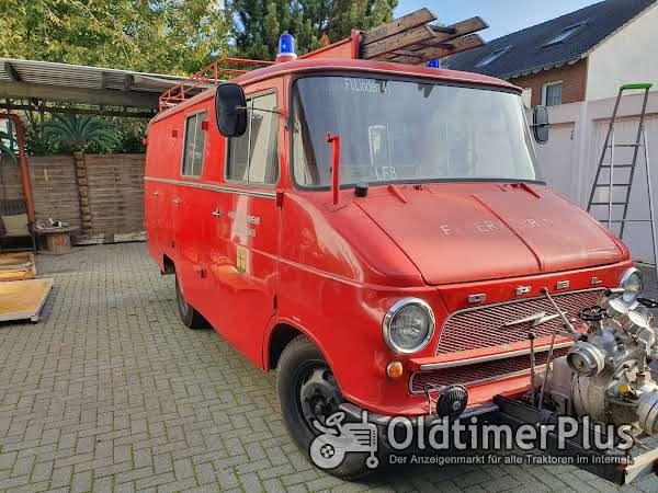 Opel Blitz 1,9 Feuerwehr Foto 1