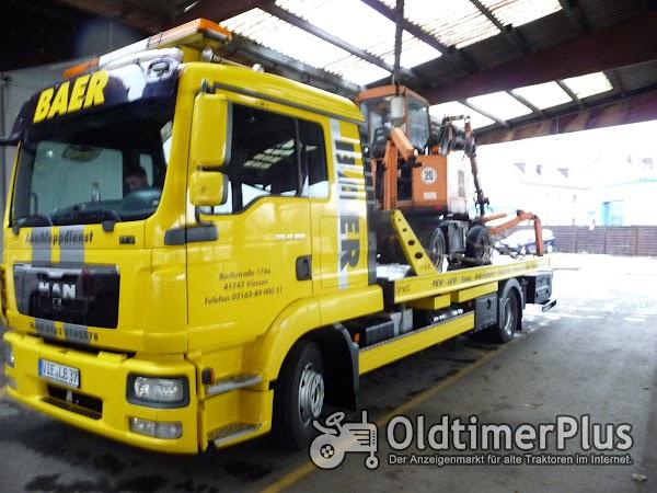 Schleppertransporte bis 5,0to. z.b. Deutz Fendt Ursus Pampa Dieselross MAN Foto 1