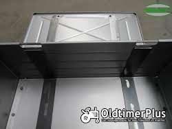 Unimog 406 Batteriekasten geschlossen (alte Ausführung) Foto 4