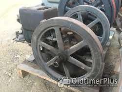 Standmotor IHC Deering 1,5PS Benzinmotor Typ M, kleinster gebauter Foto 6