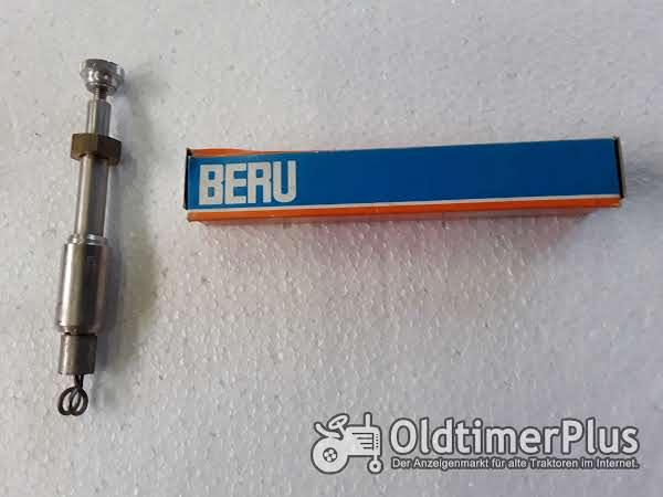 Deutz, Bosch, Kaelble Beru Glühkerze GD 255, Neuteile Foto 1