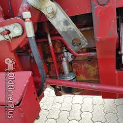 IHC 633 Frontlader Hyd. photo 3