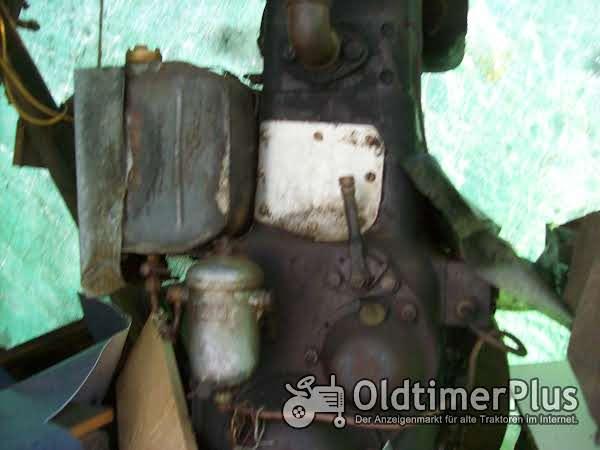 Delmag Fahrbare Holz-Säge u. Splatmaschine Delmag 1922 Foto 1