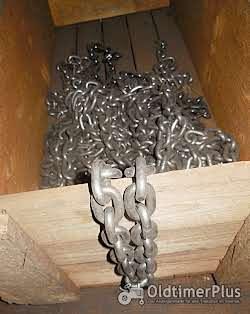Kemper, Miststreuer, Stalldungstreuer, Dungstreuer, Ersatzteile, Kratzbodenkette, Foto 13