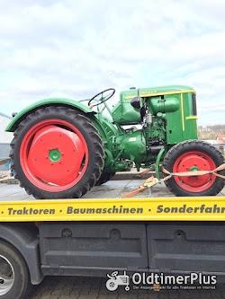 Transporte Überführungen Rückholdienst Einzeltransporte Eiltransport Trecker Traktor Eicher Foto 3