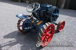 LANZ Lanz Bulldog 12 PS - Originalfahrzeug ! Foto 9