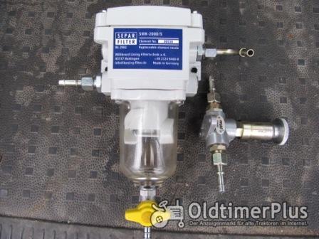 Separ Filter SWK-2000/5 Zusatzfilter für Diesel Foto 1