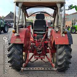 IHC 633 Frontlader Hyd. photo 2