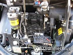 JCB 8026 Minibagger Vorführmaschine mit Powertilt Foto 12