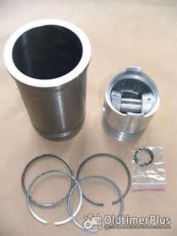 MWM/Fendt Zylinder-Laufbuchse 100mm  für D-227 Foto 3
