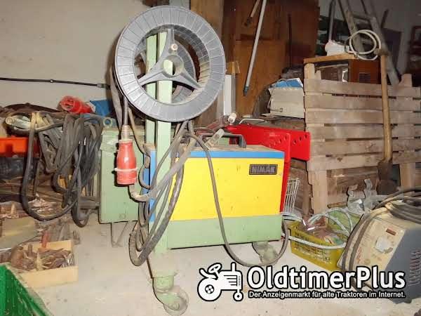 Schutzgasschweißgerät Foto 1