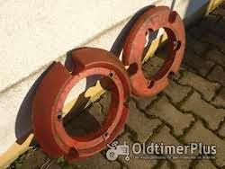 Radgewichte 16 Zoll von Hanomag R 19 Gewicht Hanomag Foto 3