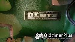 Deutz F2L612 Oldtimer Foto 3