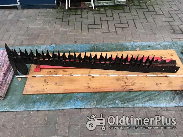 Busatis Mähbalken und Ersatzmesserbalken Foto 1
