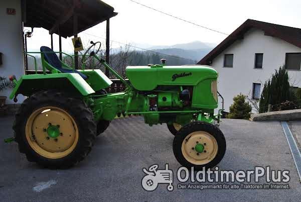 Güldner Traktor, restauriert foto 1