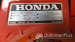 Honda F 800 mit Hänger Foto 2
