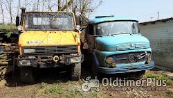 Mercedes-Benz Schlachte LA 710 und L 1113 (Zugmaschine ab Werk)  Beide A-Modell Foto 3