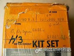 Case C,D,Super Kolben Buchsensatz  4 Stück Foto 2