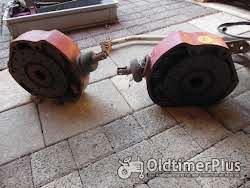 IHC 733 Bremsgehäuse komplett Foto 2
