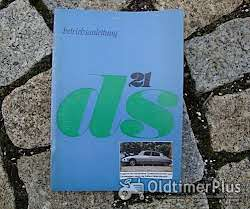 Betriebsanleitung Citroen D Super D Special ID / DS 1971 Foto 9