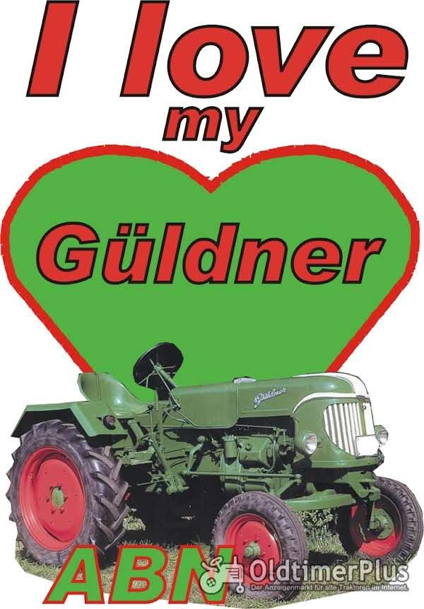I love Güldner ABN T-Shirt Foto 1