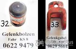 Fahr Kreiselheuer, Kreiselschwader, Kreiselmähwerk, Ladewagen Foto 8