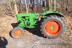 Deutz Traktor F2L 612/6 Foto 4