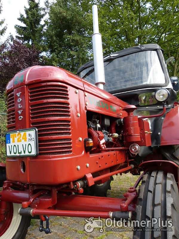 Volvo BM Volvo Traktor T 24 Foto 1