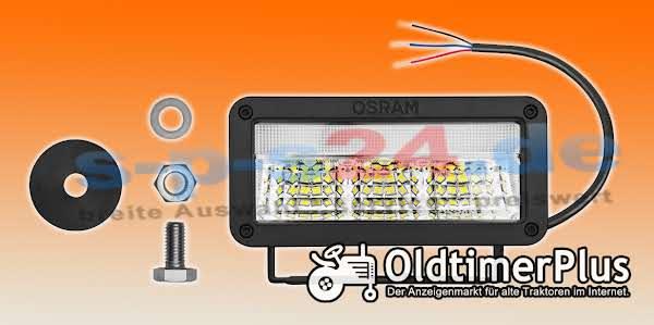 Osram OSRAM LEDriving® Compact 2-in-1 Spot & Accent mit Tagfahrlicht Foto 1