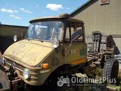 Mercedes Unimog  416 Foto 2