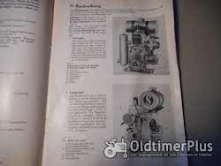 Sachs STAMO 50/75 Handbuch Nr. 410.2/10  Bedienungsanleitung Reparaturanleitung Foto 4