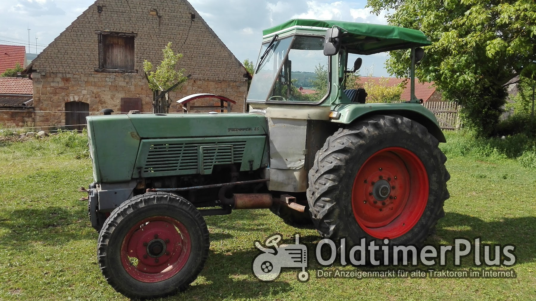 Fendt Favorit 3S Turbolader Foto 1