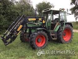 Fendt Farmer 306 LSA bj 1986 Bstd 6190 Stoll Frontlader