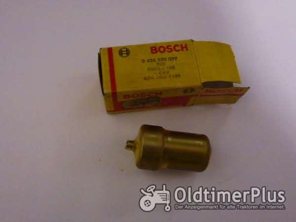 Deutz Motor FL 812 Bosch Einspritzdüse DNOSD165 Foto 1