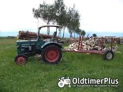 rückewagen rückewagen für kleine schlepper Foto 2