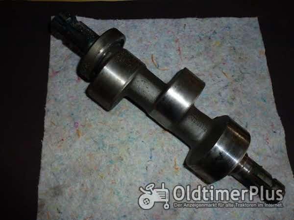 Holder Exzenterwelle gebraucht für Z71,Z111,Z1616 Foto 1