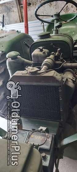 Fendt Dieselross F 12 GH Foto 7