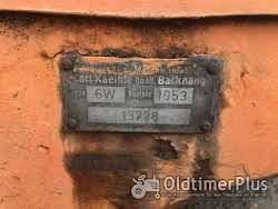 Kaelble 6 W Strassenwalze Foto 6