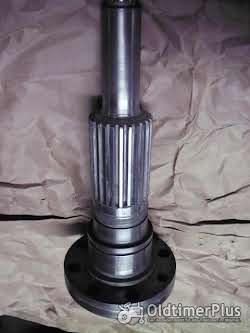 Fendt Case/IHC Deutz Schlüter ZF Getriebe Instandsetzung von: Turbokupplung, Hohlwelle, Zahnwelle, Kupplungswelle, Flanschwelle Foto 7