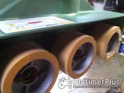 scm T120C Holzfräse Foto 2