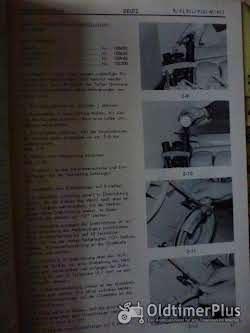 Deutz Werkstatthandbuch für luftgekühlte Dieselmotoren Foto 3