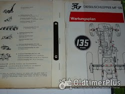 Betriebsanleitung MF 135 Foto 4